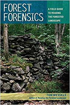 book cover - Forest Forensics: A Field Guide to Reading the Forested Landscape